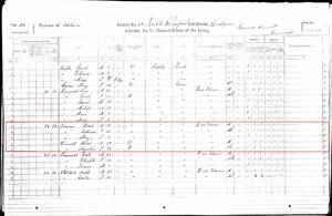 Year: 1871; Census Place: Algona, Renfrew North, Ontario; Roll: C-10022; Page: 28; Family No: 94. Statistics Canada Fonds. Microfilm reels: C-9888 to C-9975, C-9977 to C-10097, C-10344 to C-10388, C-10390 to C-10395, to C-10540 to C-10570.